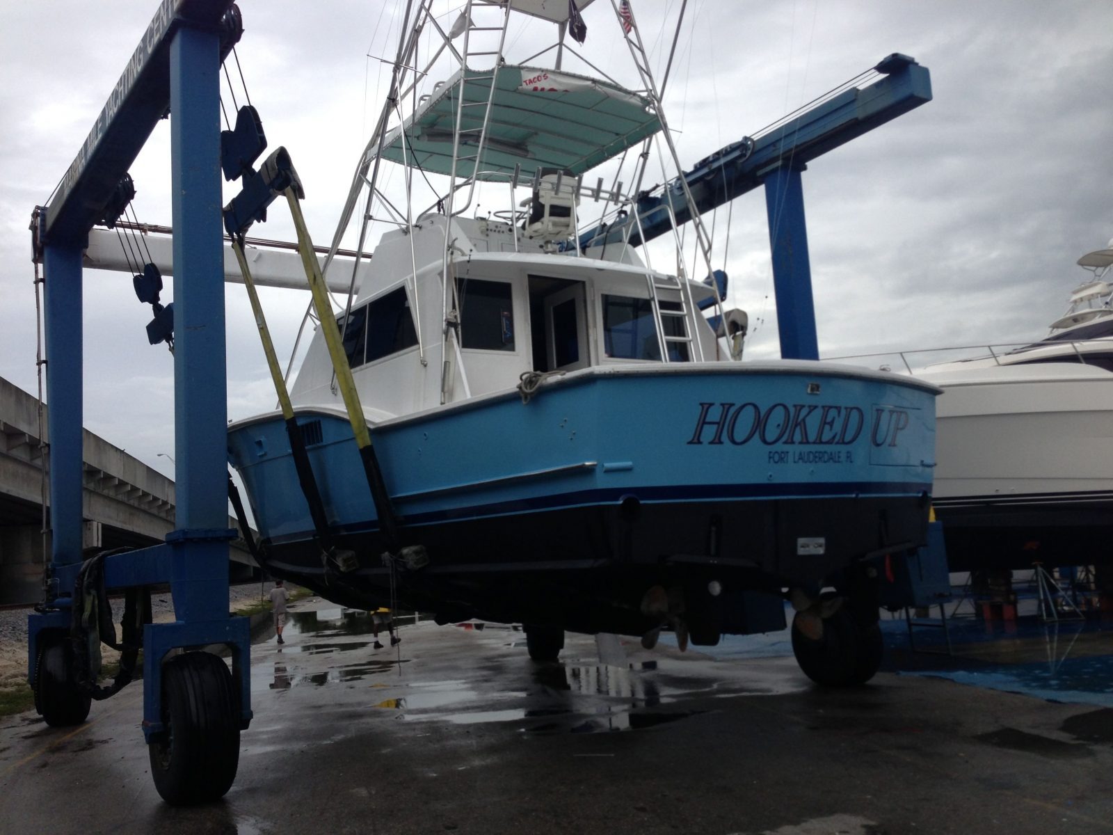 Hooked Up gets BIG face-Lift and Frank and Thomas whack the kings.