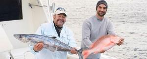 Taco Hooked Up - Big Fishing Action