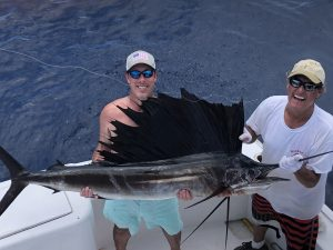 Ft Lauderdale Sailfishing