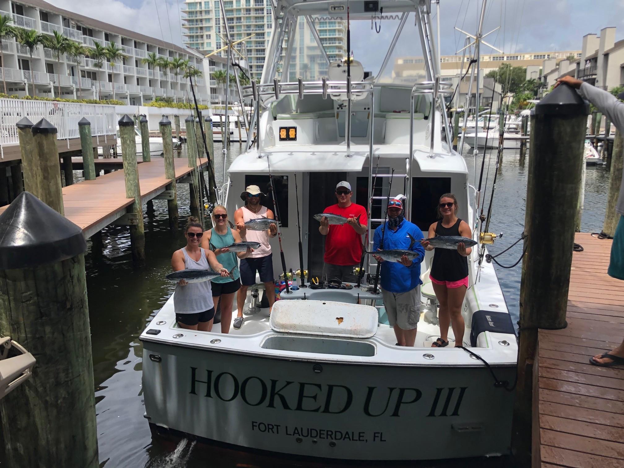 Bonito MADNESS off the coast of South Florida